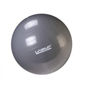 Мяч гимнастический LIVEUP 75 см с насосом